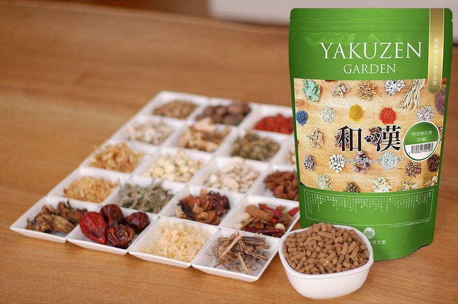 和漢みらいのドッグフード 特別療法食KA(肝臓用)