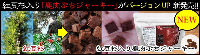 みらいのドッグフード【和漢】ぷちジャーキーページへ
